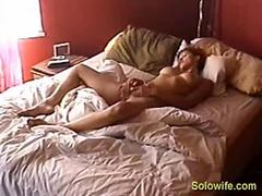 Hidden cam masturbation - with orgasm!