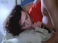 A Sexy celebrity blow job scene in bed