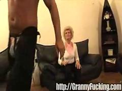 Dirty Pussy Granny