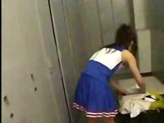 Cheerleader gets fucked by her teacher  asian street meat