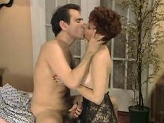 Vintage redhead milf gets ass fucked