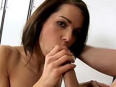 Skinny Nubile Gets Banged In Her Pink Hole