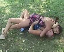 Catfight extreme sex naked