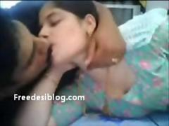 Desi Indian Couple on Webcam