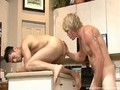Married man getting anus fingered