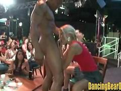 Blonde Seeks Out the Cock She Wants