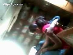 Indian Desi Mumbai Lover couple caught romancing in library MMS exposed
