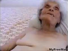 Young Guy Pounding The Oldest Hottie On The Internet mature mature porn granny old cumshots cumshot