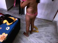 shilpa bhabhi indian housewife changing nighty