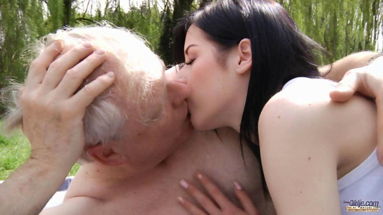 young and old sex