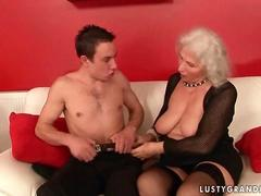 Lusty Grannies go wild in a Sex Compilation