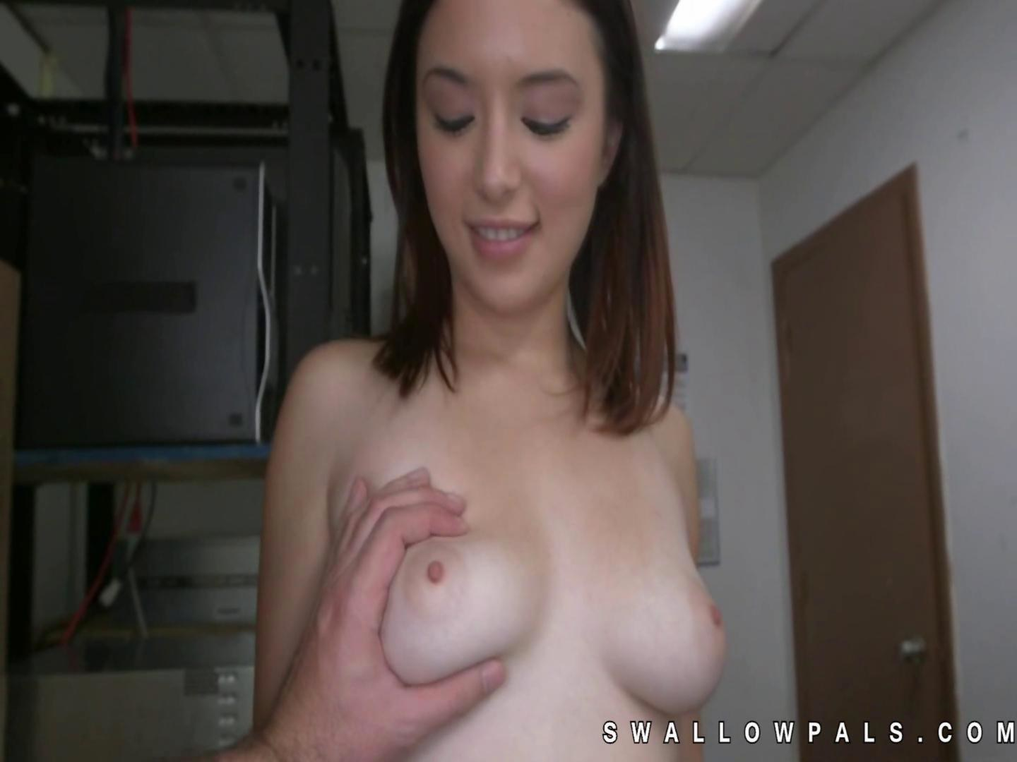 Femaleagent sexy beauty is licking for work in sensual lesbian casting 5