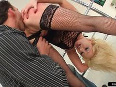 Femdom pussy and ass fetish worship