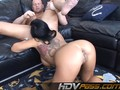 Tattooed MILF Sienna West Licking Mans Ass