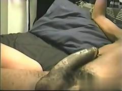 Busty babe gets her hairy pussy ravaged with black dick