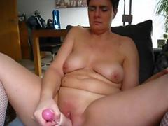 chubby Mature Plump slut Anna