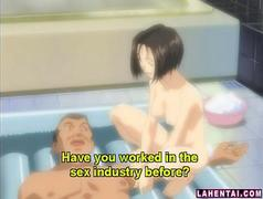 hentai babe gets pussy and ass fucked feature