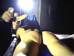 Bondage Pain And Suffering For Teen Slave In BDSM