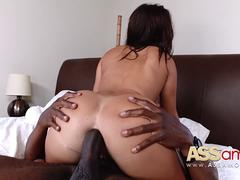 Keisha Grey Black Cock For That Ass