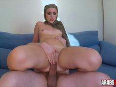 Arab Girl Fucked Hard for first time