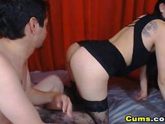 Hot Amateur Couple Having Sex on Cam