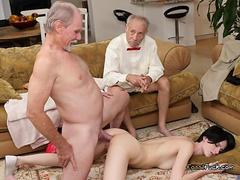 Young Hoe Alex Harper Gets Bent Over For Anal