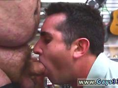 Straight guys swallowing cum scenes gay Public gay sex