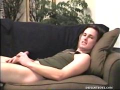 Amateur Mark Jacking Off
