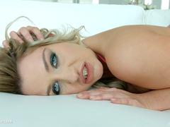 Sienna Day gets a messy creampie in All Internal scene