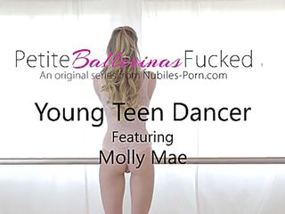 young dancer molly mae