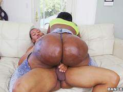 latina gilrs love to shake that big ass on the dick