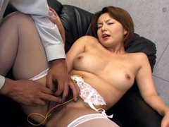 Finger fucked so she reaches her strong pinnacle