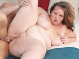 Fat girl Averi Rose fucked good