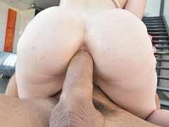Riley Nixon needs a big dick and anal sex